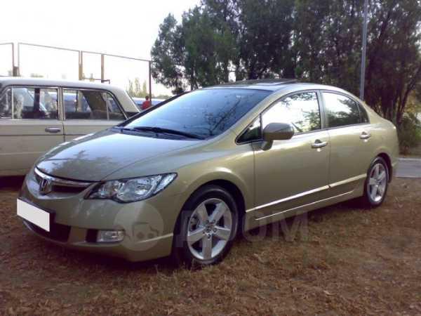 Honda Civic, 2008 год, 75 000 руб.