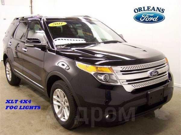 Ford Explorer, 2011 год, 1 350 000 руб.
