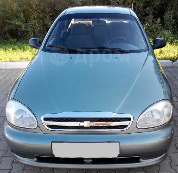 Chevrolet Lanos, 2006 год, 122 000 руб.