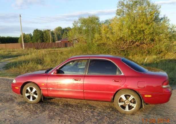 Mazda 626, 1994 год, 130 000 руб.
