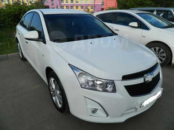 Chevrolet Cruze, 2013 год, 640 000 руб.