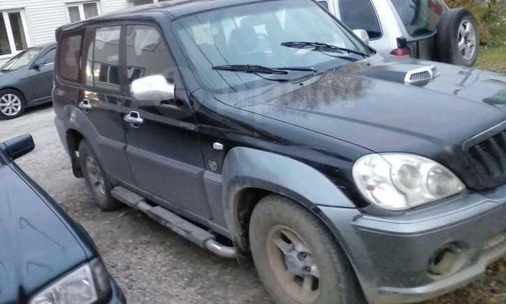 Hyundai Terracan, 2002 год, 333 333 руб.