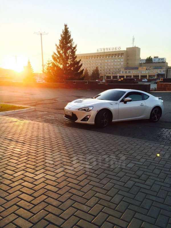 Toyota GT 86, 2012 год, 1 400 000 руб.