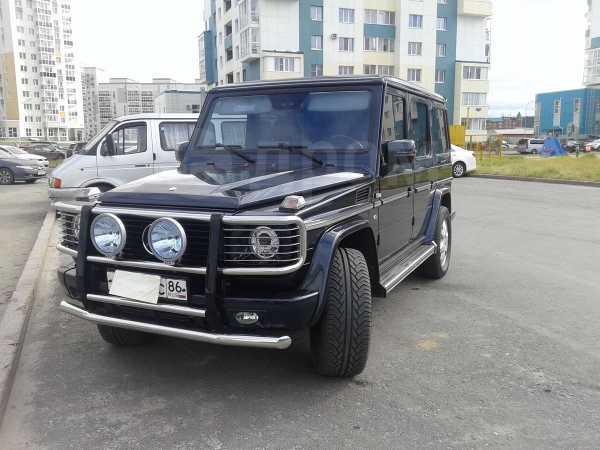Mercedes-Benz G-Class, 1998 год, 1 050 000 руб.