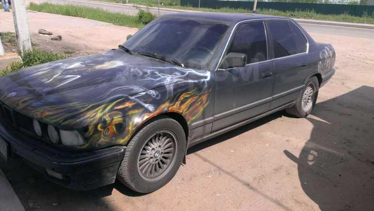 BMW 7-Series, 1990 год, 110 000 руб.