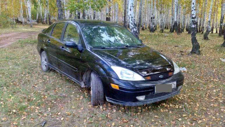 Ford Focus, 2000 год, 165 000 руб.