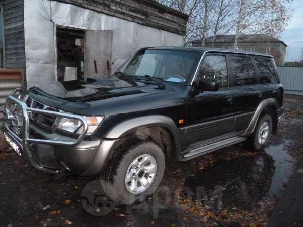 Nissan Patrol, 2002 год, 690 000 руб.