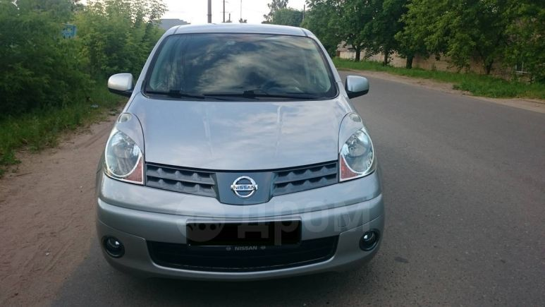 Nissan Note, 2008 год, 375 000 руб.