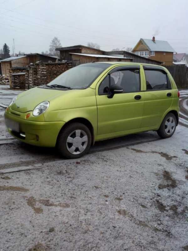 Daewoo Matiz, 2012 год, 185 000 руб.