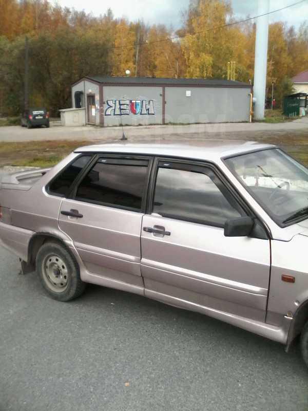 Лада 2115 Самара, 2001 год, 65 000 руб.