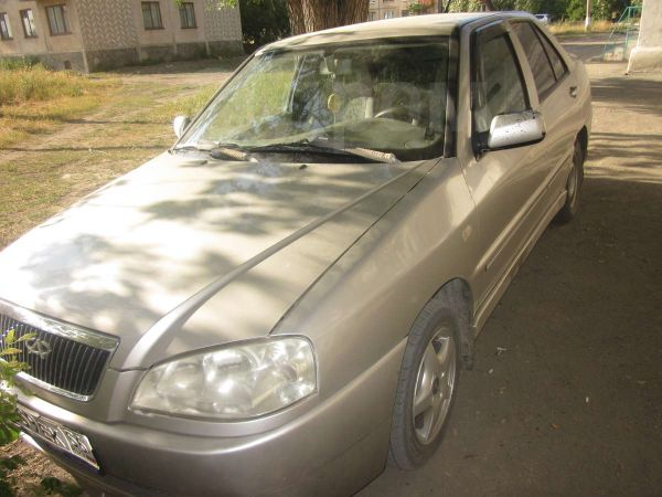 Chery Amulet A15, 2006 год, 120 000 руб.