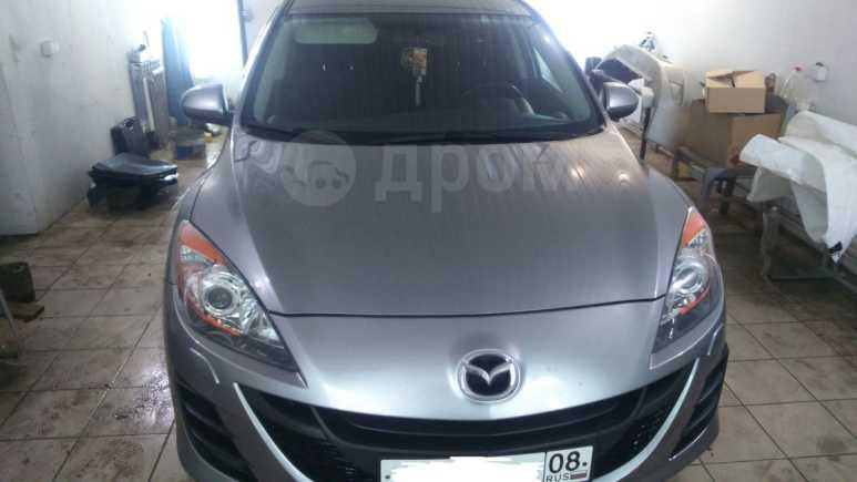 Mazda Mazda3, 2011 год, 490 000 руб.