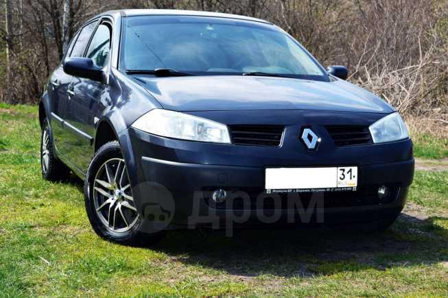 Renault Megane, 2005 год, 305 000 руб.
