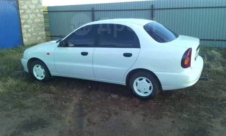 Chevrolet Lanos, 2011 год, 133 000 руб.