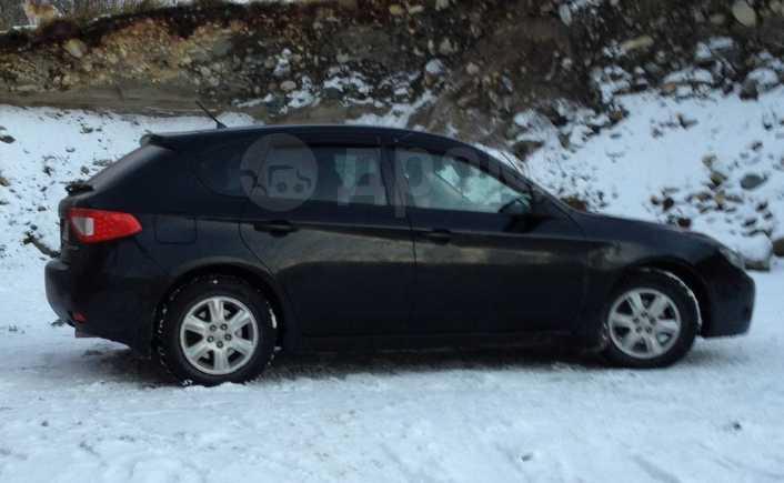 Subaru Impreza, 2007 год, 415 900 руб.