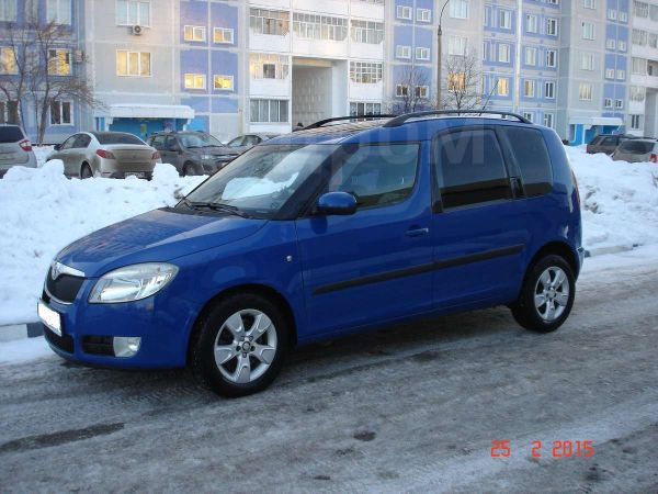 Skoda Roomster, 2006 год, 250 000 руб.