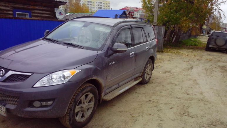 Great Wall Hover H5, 2012 год, 650 000 руб.