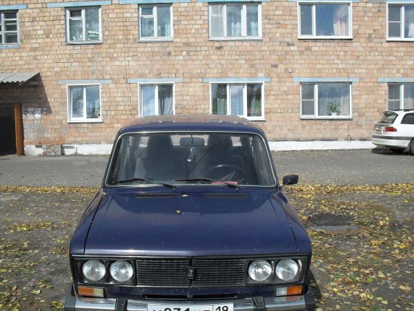 Лада 2106, 2003 год, 60 000 руб.