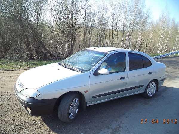 Renault Megane, 2002 год, 120 000 руб.