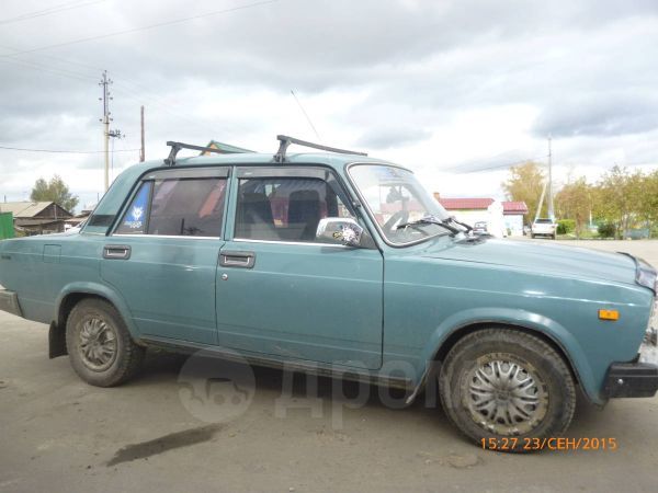 Лада 2107, 2005 год, 62 000 руб.