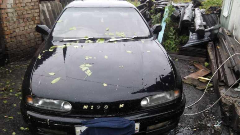 Nissan Presea, 1991 год, 40 000 руб.
