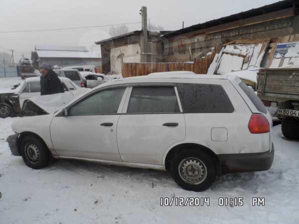 Nissan AD, 2001 год, 50 000 руб.