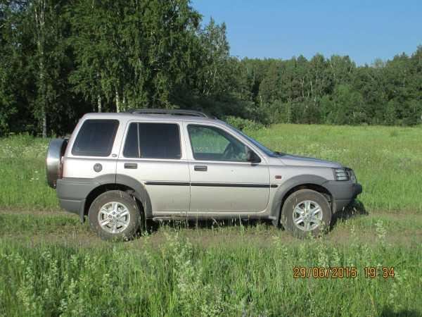 Land Rover Freelander, 2001 год, 375 000 руб.