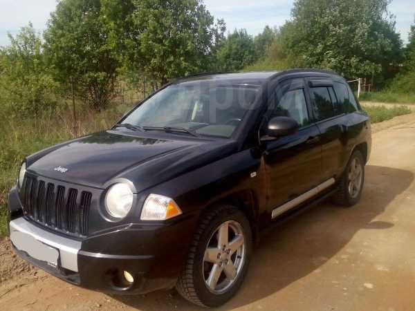Jeep Compass, 2008 год, 500 000 руб.