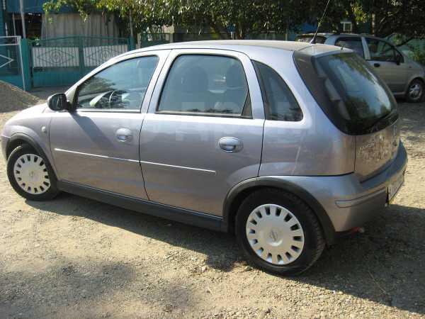 Opel Corsa, 2006 год, 255 000 руб.