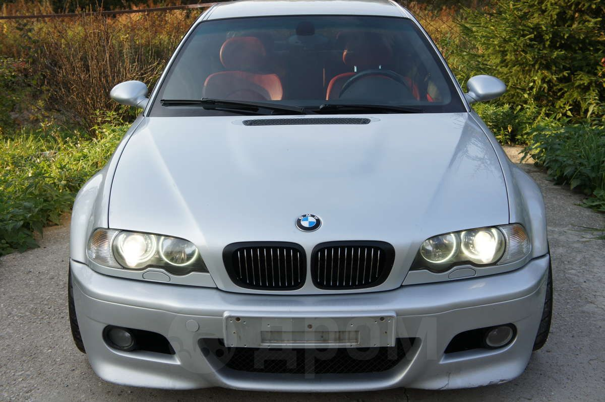 автомобил bmw.m3. год 2001