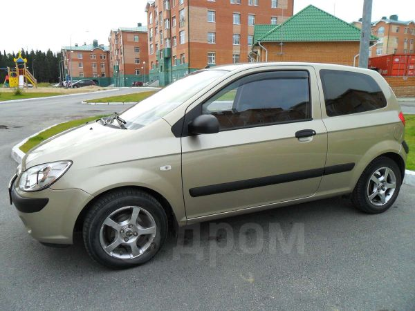 Hyundai Getz, 2006 год, 200 000 руб.