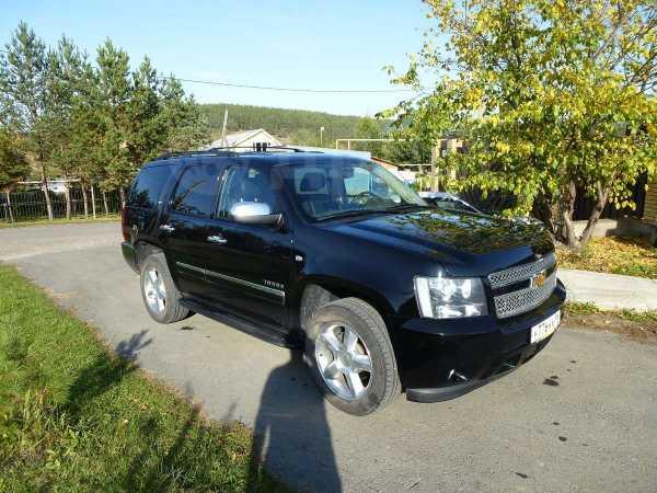 Chevrolet Tahoe, 2012 год, 1 550 000 руб.