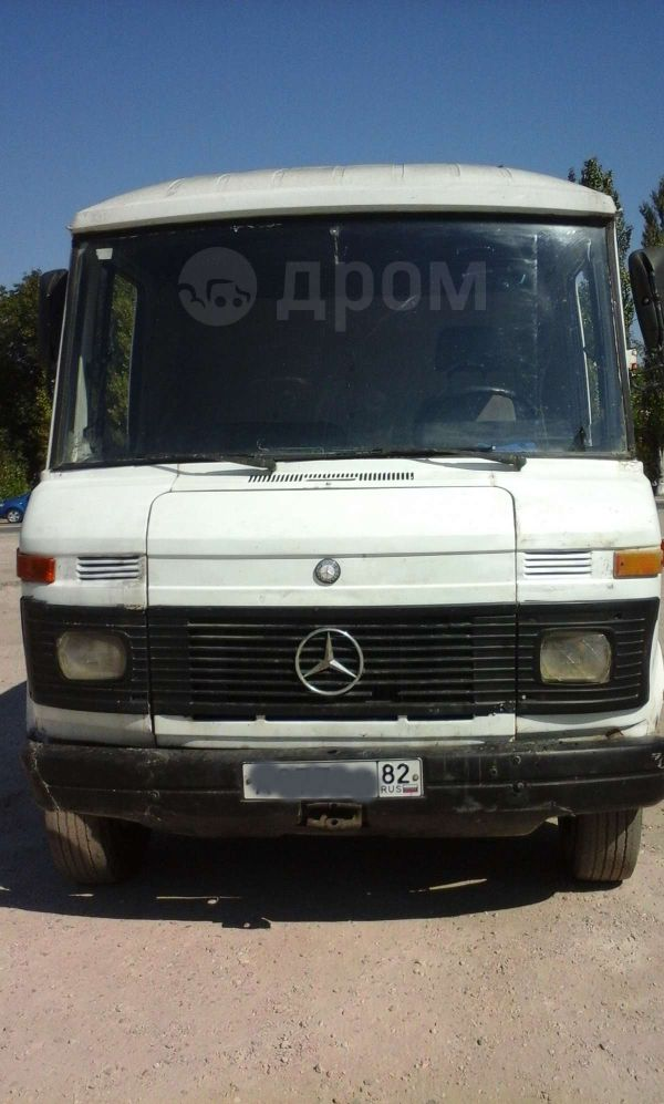 Mercedes-Benz Mercedes, 1986 год, 320 000 руб.