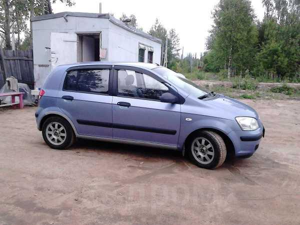 Hyundai Getz, 2003 год, 160 000 руб.