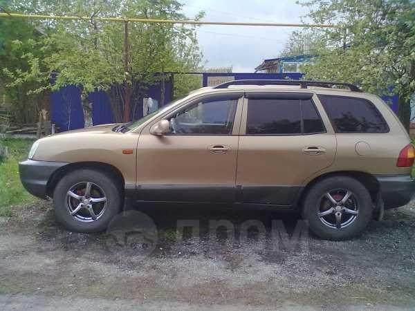 Hyundai Santa Fe, 2001 год, 500 000 руб.
