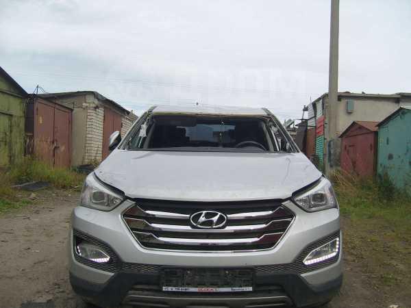 Hyundai Santa Fe, 2013 год, 995 000 руб.