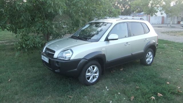 Hyundai Tucson, 2008 год, 525 000 руб.