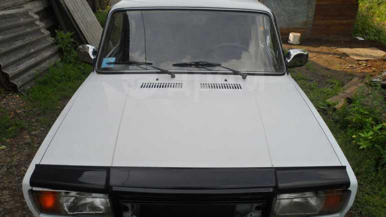 Лада 2107, 2008 год, 68 000 руб.