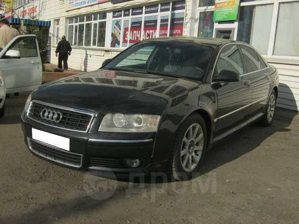 Audi A8, 2002 год, 399 000 руб.