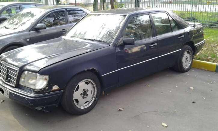 Mercedes-Benz E-Class, 1995 год, 115 000 руб.