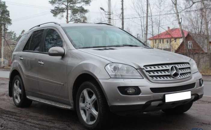 Mercedes-Benz M-Class, 2005 год, 1 080 000 руб.