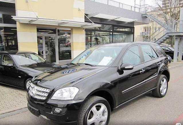 Mercedes-Benz M-Class, 2006 год, 1 056 492 руб.
