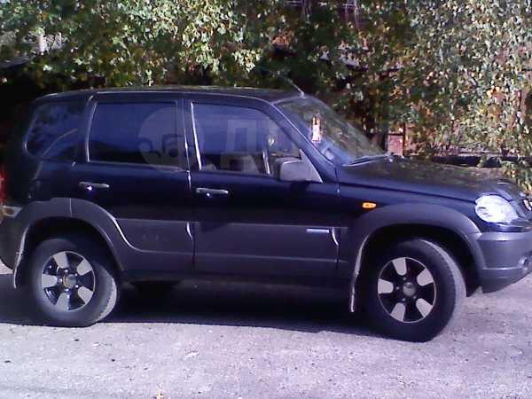 Chevrolet Niva, 2009 год, 347 000 руб.