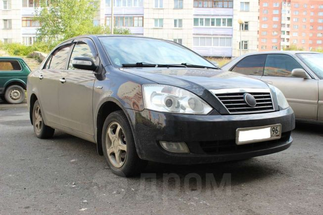 Geely Vision, 2008 год, 220 000 руб.