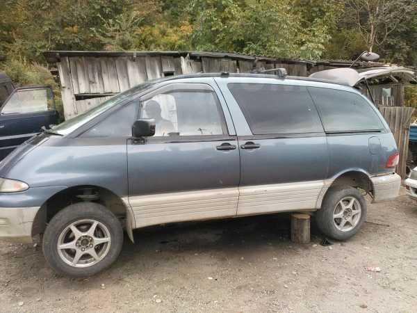 Toyota Estima Lucida, 1992 год, 90 000 руб.