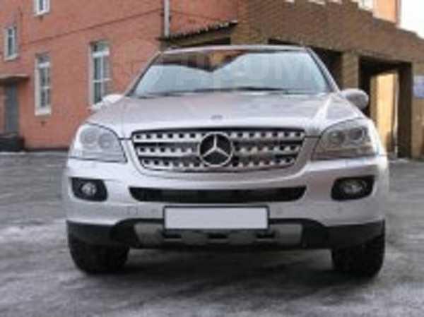 Mercedes-Benz M-Class, 2006 год, 909 000 руб.