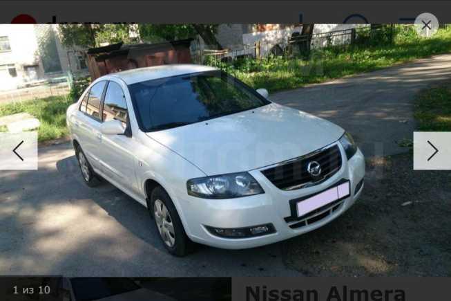 Nissan Almera Classic, 2012 год, 350 000 руб.