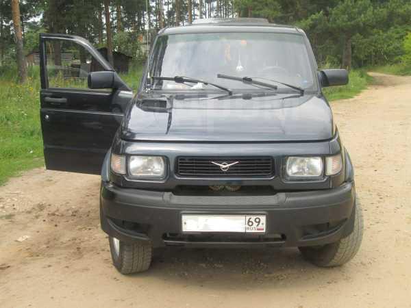 УАЗ Симбир, 2002 год, 210 000 руб.