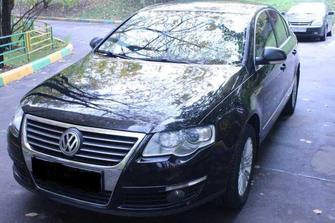 Volkswagen Passat, 2008 год, 570 000 руб.