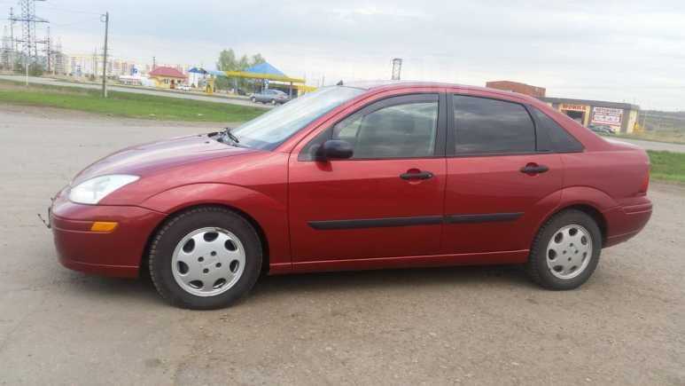 Ford Focus, 2001 год, 199 000 руб.